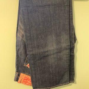 Men's 501 Levi's Jeans
